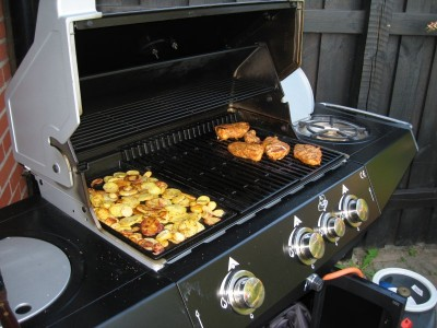 Sommargrill