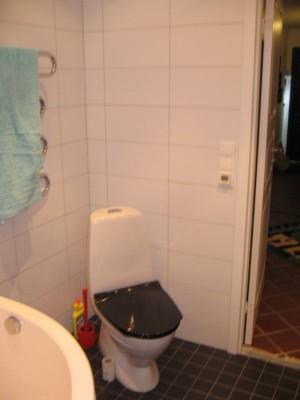 Badrum WC