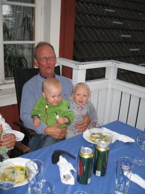 Farfar 60år