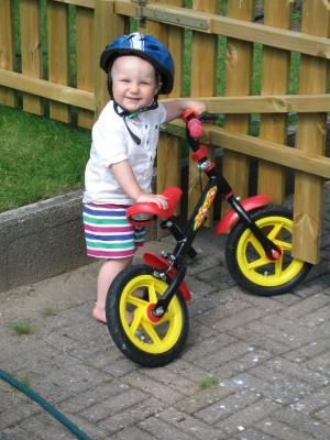 Hannes cykel