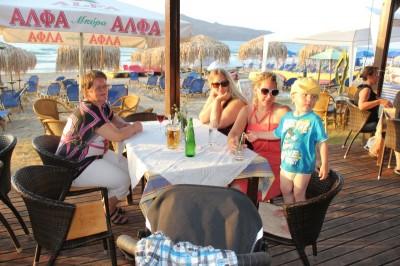 Strand restaurang