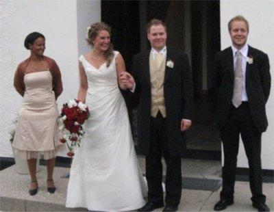 Annelie & Karls Bröllop 2008-08-08