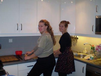 Sockerbagarna Sophie & Anne